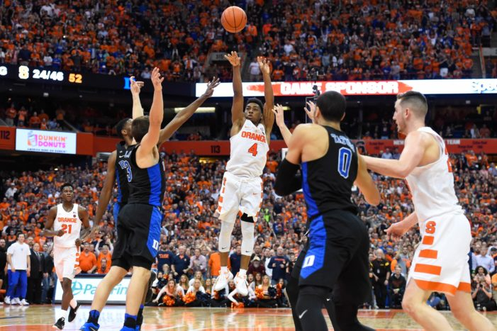 Syracuse Basketball Decade In Review: Shots of the Decade