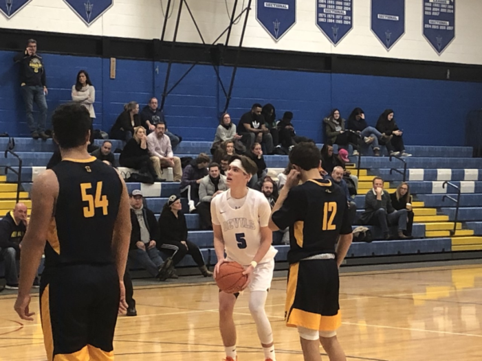 Brockport uses early run to topple Spencerport