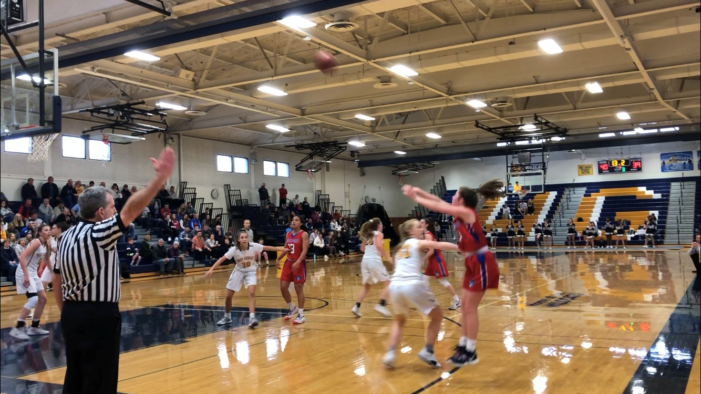 Fairport girls drops back and forth game to West Genesee