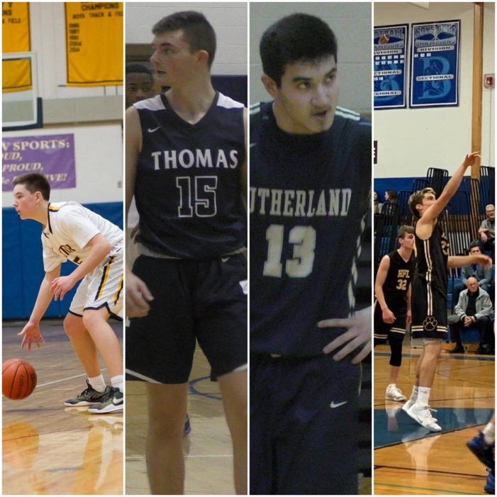Caggiano, Mason, DiGiovanni, and Lustyk open season as Monroe County Players of the Week