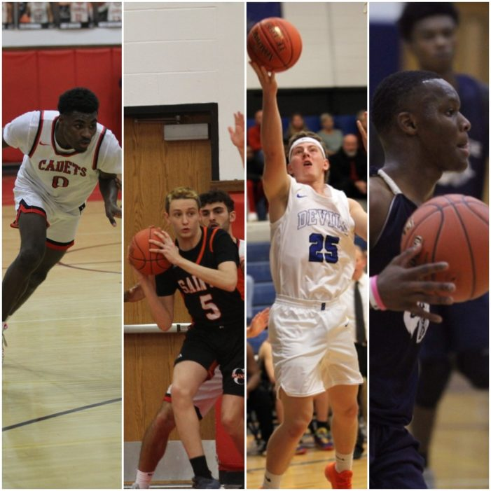 Hill, Stella, Velletri, and Arnold earn Monroe County Player of the Week honors