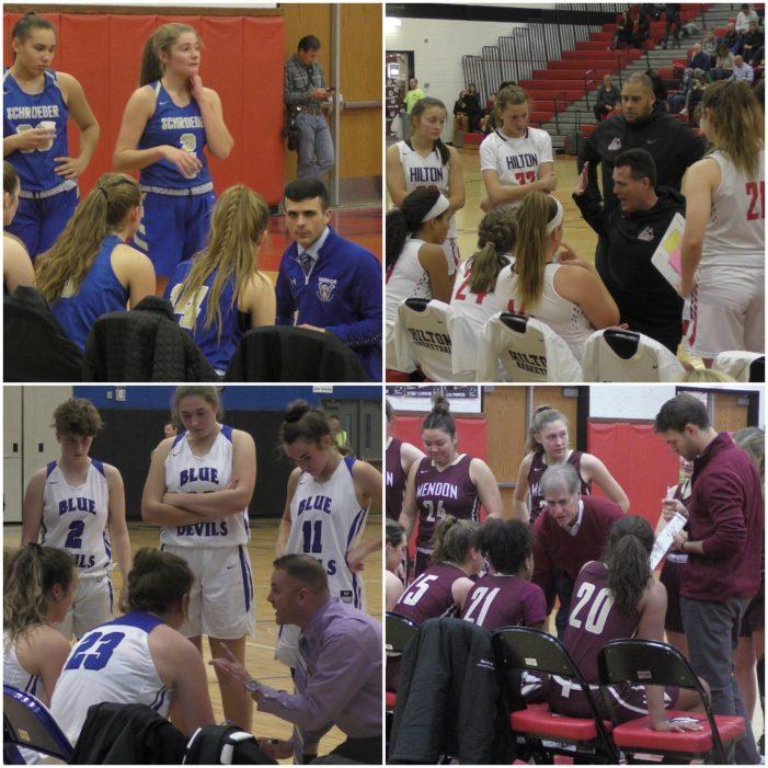 High School Girls Basketball Monroe County Preview