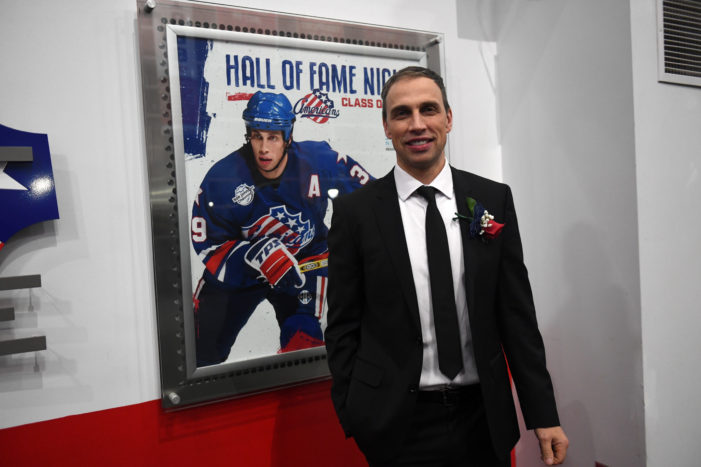 Newest Amerks Hall of Famer Pittis knew all about scoring and winning
