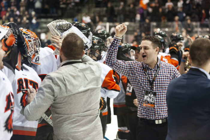 RIT takes a skate down Frozen Four memory lane