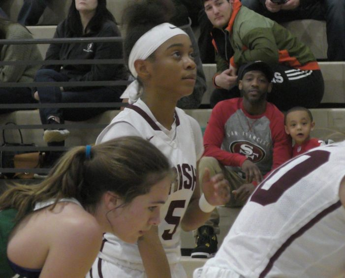 With milestone reached, Alexander leads Aquinas past Nardin