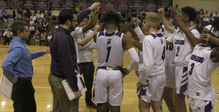 Section V Playoff Preview: Boys' Basketball Class B1