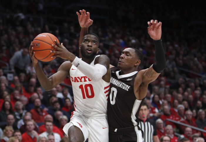 Atlantic 10 seriously considering 20-game men's basketball schedule