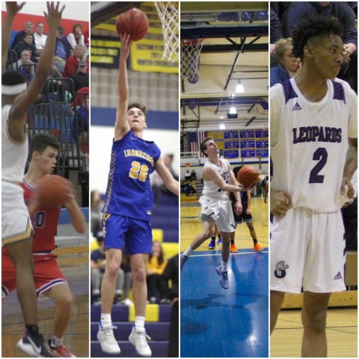 Lucey, Leonardo, Falter, and Hartsfield earn Monroe County Player of the Week honors