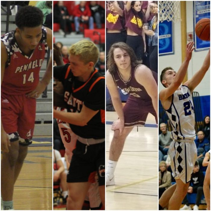 Green, Keele, Arena, and Siverling garner Monroe County Player of the Week honors