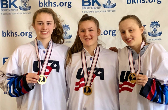 'Surreal': Selects Academy at BK teammates celebrate gold medal