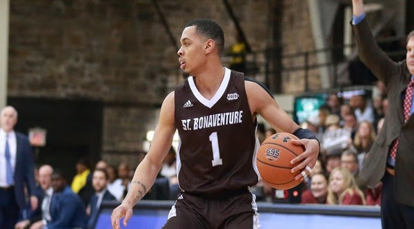 Bonnies visit Rams with first place on the line