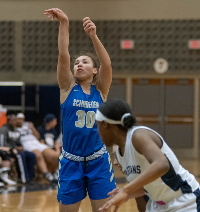 Watkins sisters propel Schroeder's fourth-quarter charge