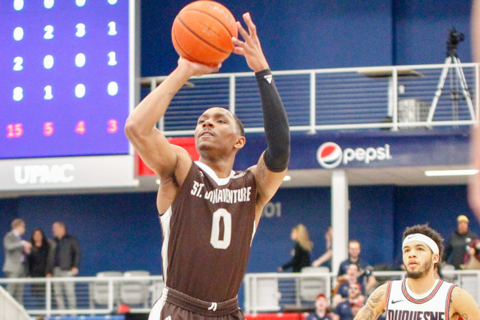 Takeaways: Lofton makes the big one as Bonnies down Dukes