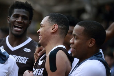 Bonnies hope to bring out brooms in big Duquesne rematch