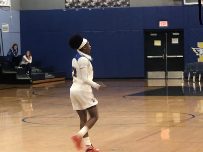 'Straw that stirs the drink': Alahna Paige's 35 lead Irondequoit to win