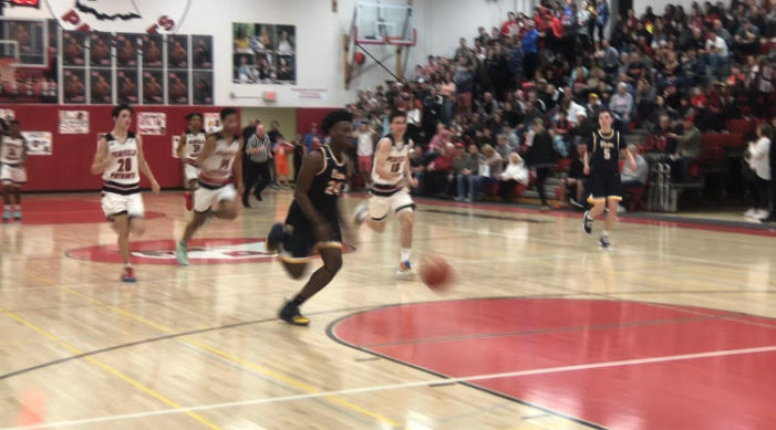 Victor runs past Penfield, 79-64, to move to 17-0 on the season