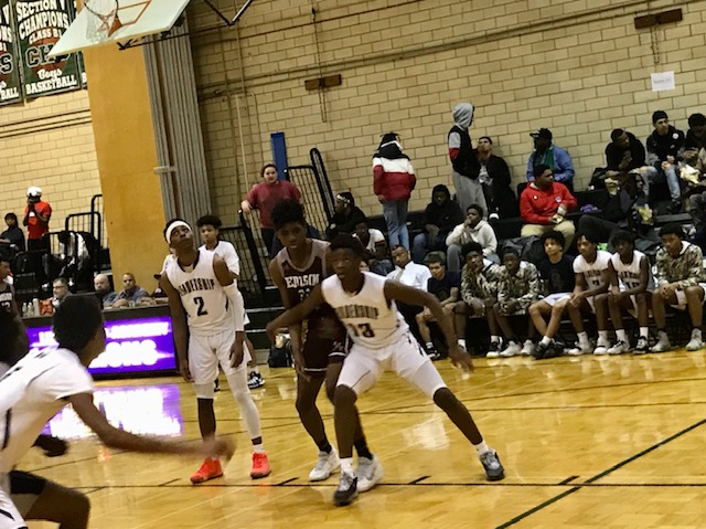 McKinney and Leadership cruise to fifth straight win