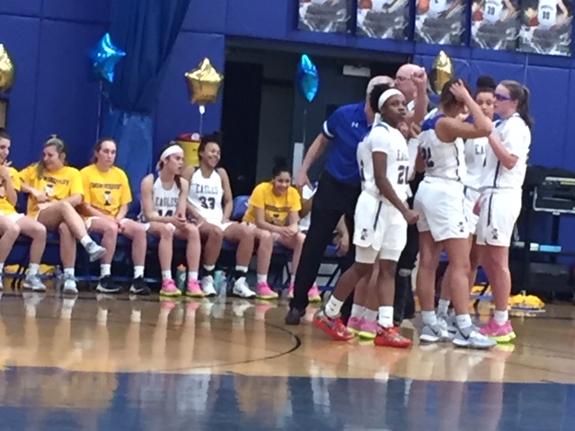 Paige scores 47 on Senior Night as Irondequoit clinches top Class A seed