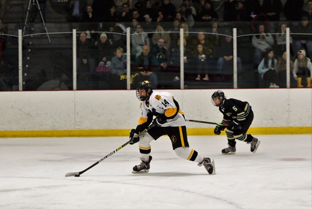 Tuesday Hockey Wrap: Schroeder, McQuaid, Brockport win big to start sectionals