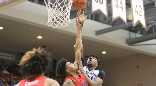 Mistakes, slow first half plague Bonnies in overtime loss