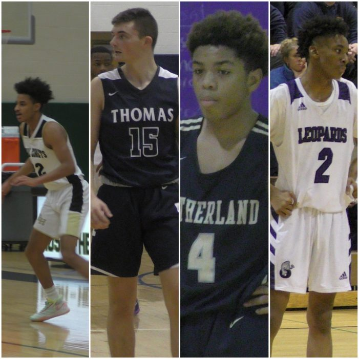 Hartsfield, Mason, Moorehead and Williams grab Monroe County top weekly honors