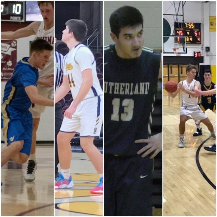Monroe County recognizes DiGiovanni, Insley, Smith, and Uebelacker as Players of the Week