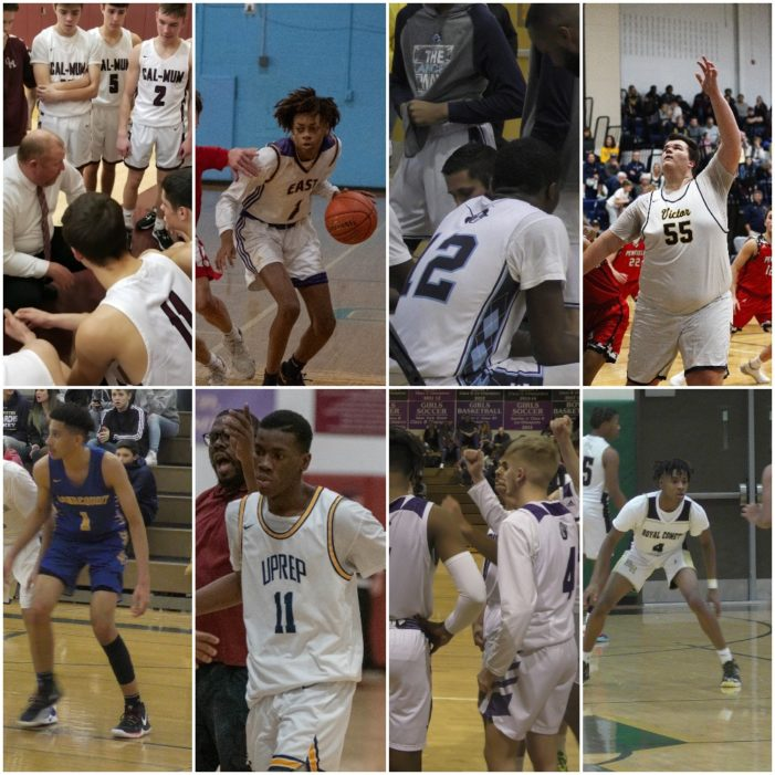 How the final days of the regular season will affect Section V boys' basketball seeding