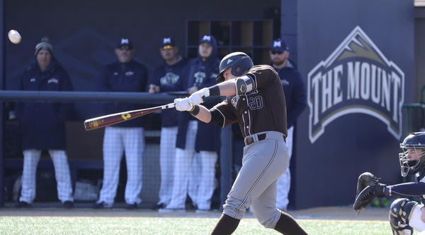 Kelder, Stillman combine for nine home runs as Bona sweeps Mount St. Mary's