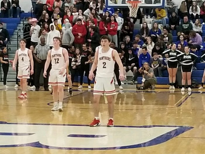Green Light: Geneva uses three-point barrage, advances to first-ever regional