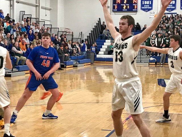 Section V Finals Preview: Boys' Basketball Class B2