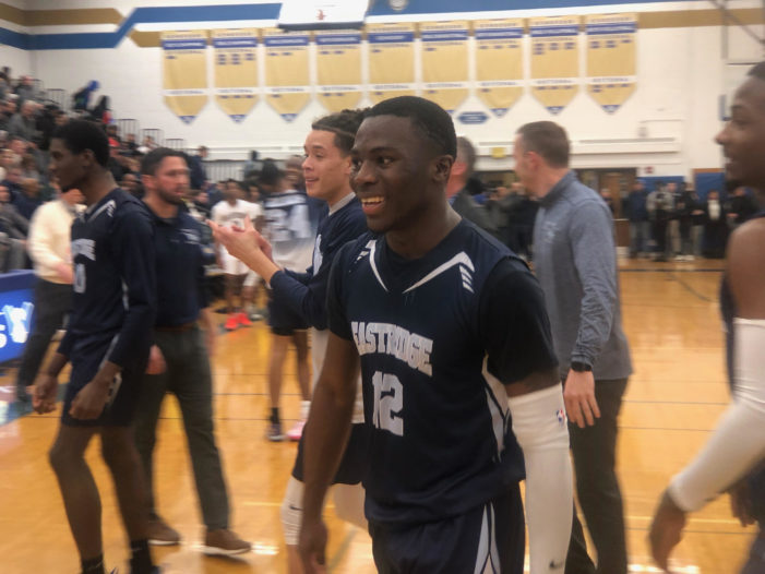 Eastridge defense shines to send Lancers to sectional final