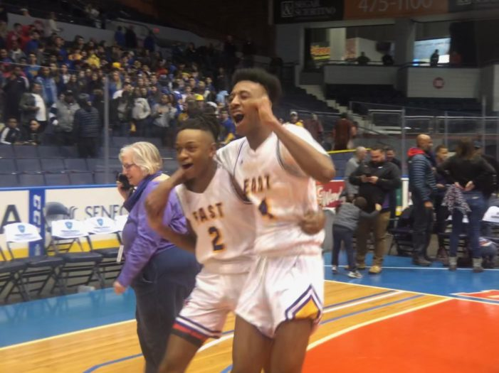 Kings of the City: East defeats NE Douglass for 25th sectional title