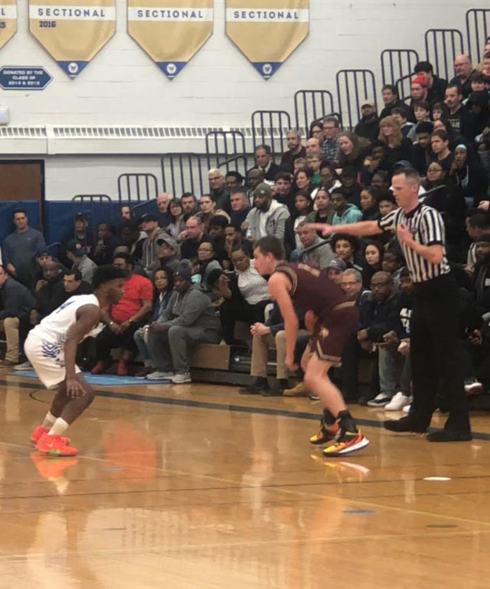 Irondequoit's 13-0 finishing run secures spot in Class A1 sectional finals