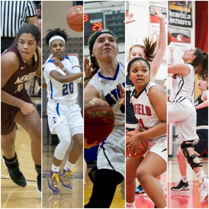 Green, Paige, Reigle, Simmons and Teal earn top Monroe County honors