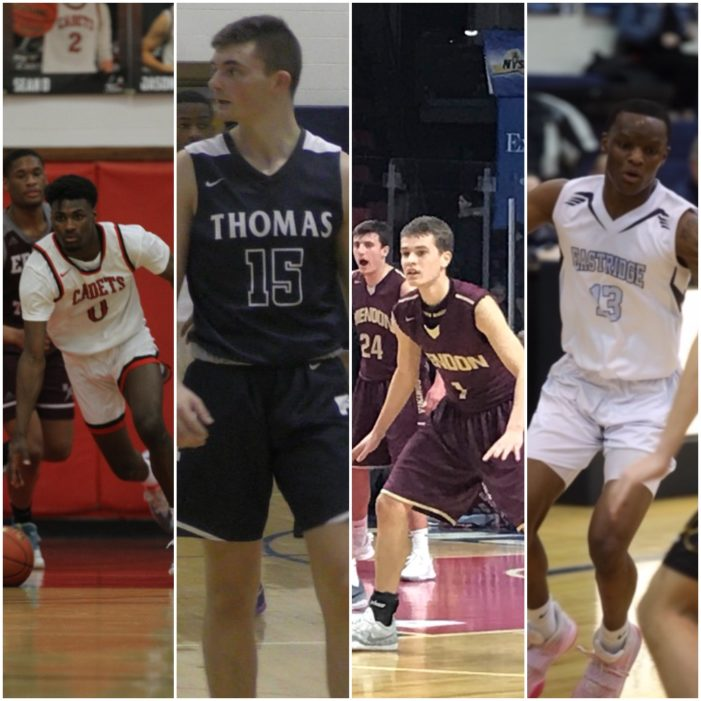 Arnold, Hill, Mason and Shadders earn top Monroe County honors