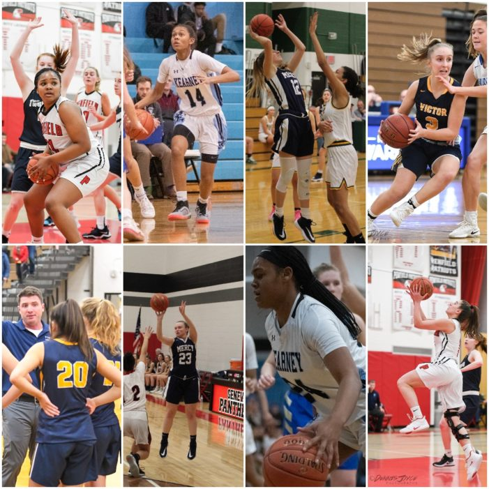 Section V Semifinals Preview: Girls' Basketball Class AA