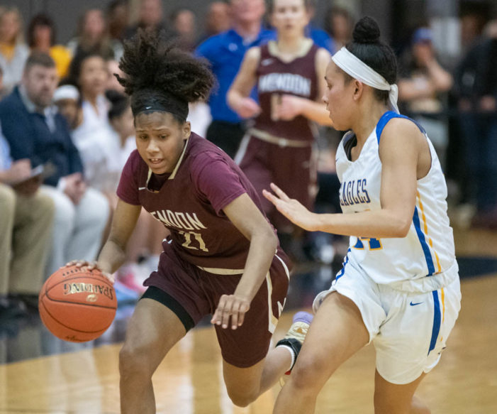 Coleman is one of three Mendon GBB returning starters