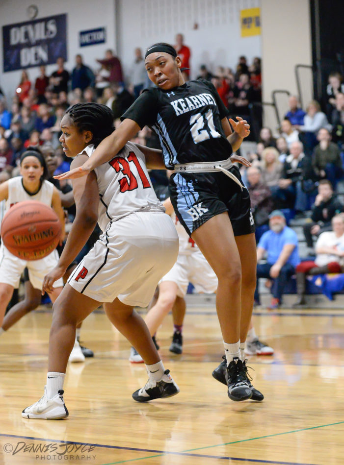 Saniaa Wilson and Bishop Kearney look to four-peat in 2021