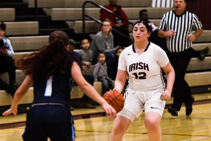Sonricker adds scoring compliment to Aquinas offense