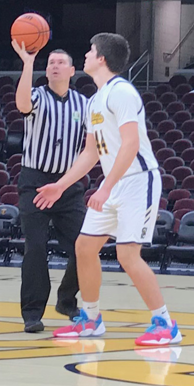 Uebelacker and Spencerport look to continue climb