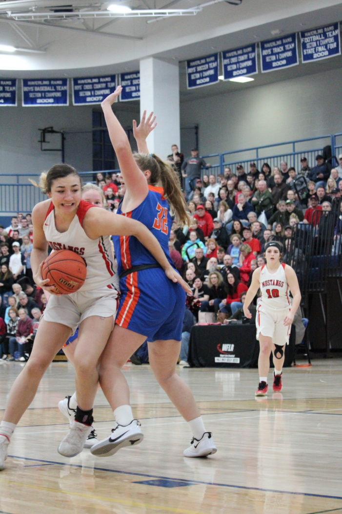 Dansville's Young is among Section V's elite
