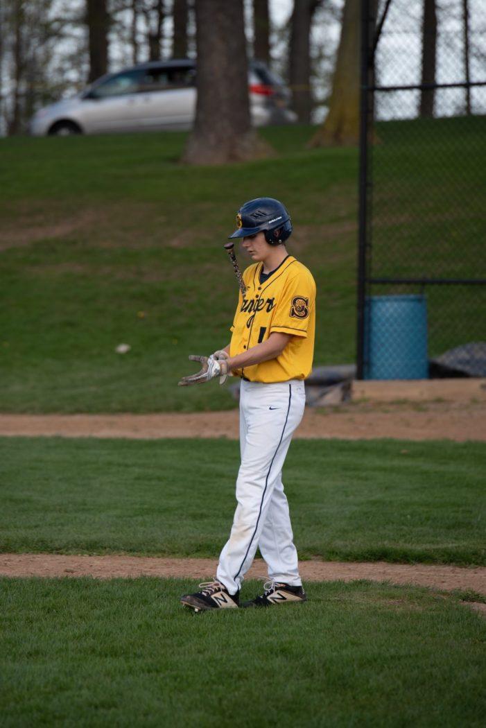 "Neu made his ""Mark"" on Spencerport baseball"