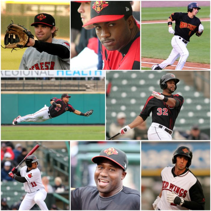 Rochester Red Wings draft: Building three teams with Twins-era players