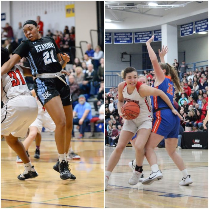 Wilson, Young earn BCANY Section V Player of the Year honors