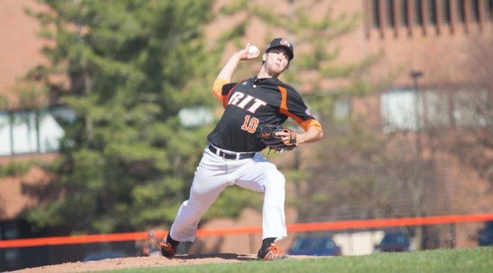 RIT's Stevie Branche signs undrafted deal with Cincinnati Reds