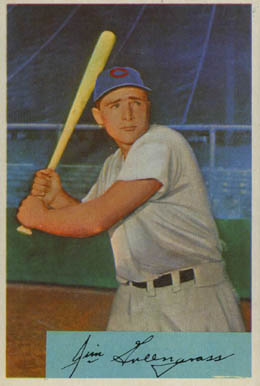 Addison's Jim Greengrass homered twice in Brooklyn on June 22, 1954