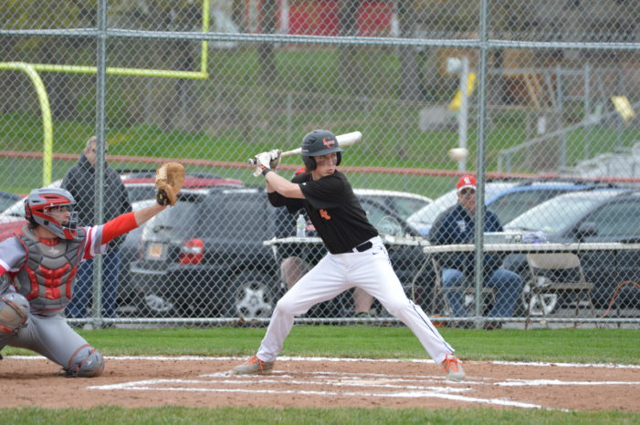 John Bagley's plate discipline produced consistency for Churchville-Chili
