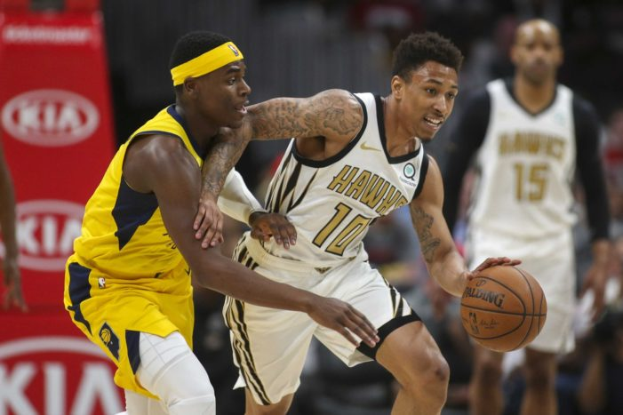 Report: Adams to sign with Trail Blazers for NBA restart