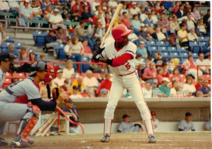 This Day in Red Wings History: Washington homers as Wings rout Maine
