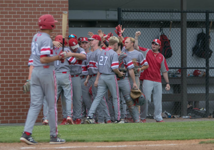 Dylan Mackenzie's consistent plate production was key to Canandaigua's four-peat